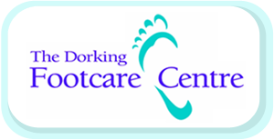 The Dorking Footcare Centre logo